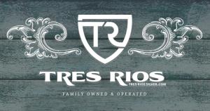 Tres Rios Silver Logo